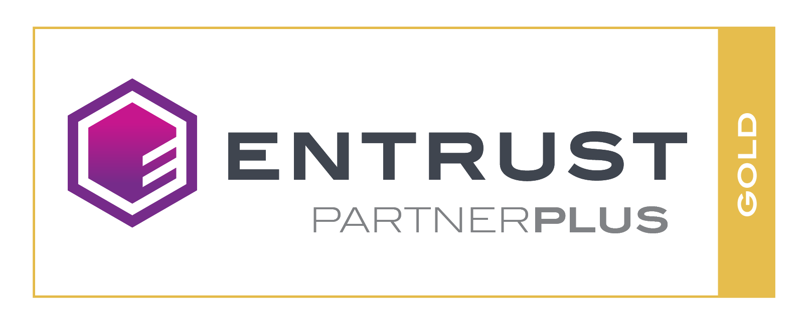 Entrust Partner Gold