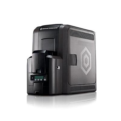 Datasheet impresora por retransferencia Entrust Datacard CR805