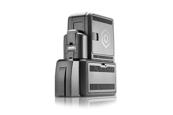 Entrust Datacard CR805 con módulo de laminación de tarjetas CLM