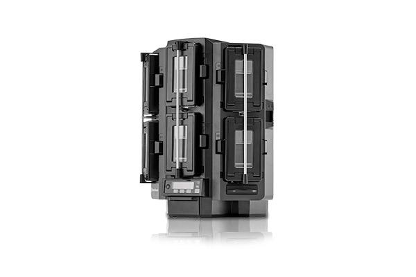Entrust Datacard CR805 con módulo multihopper MH