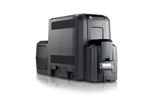 Entrust Datacard CR805 con módulo de impresión táctil TIM