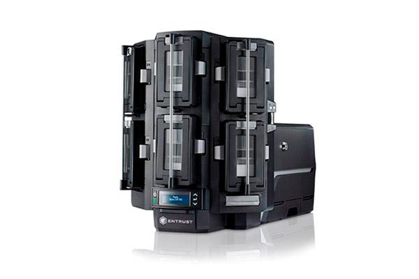 Entrust Datacard Sigma DS3 con módulo multihopper MH
