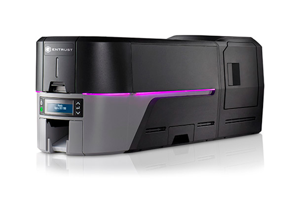 Entrust Datacard Sigma DS3 con módulo de impresión táctil TIM