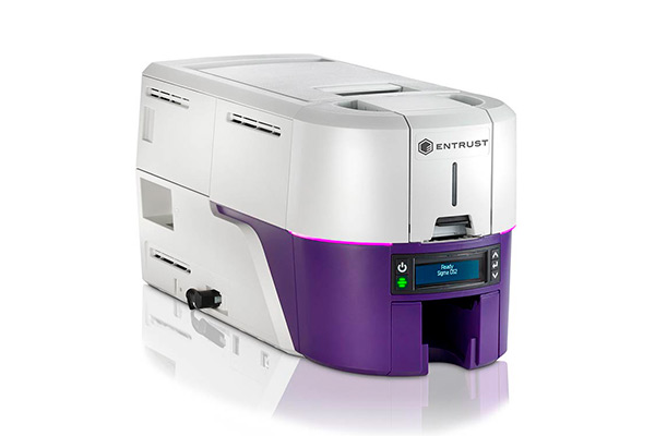 Impresora de tarjetas plásticas Entrust Datacard Sigma DS2