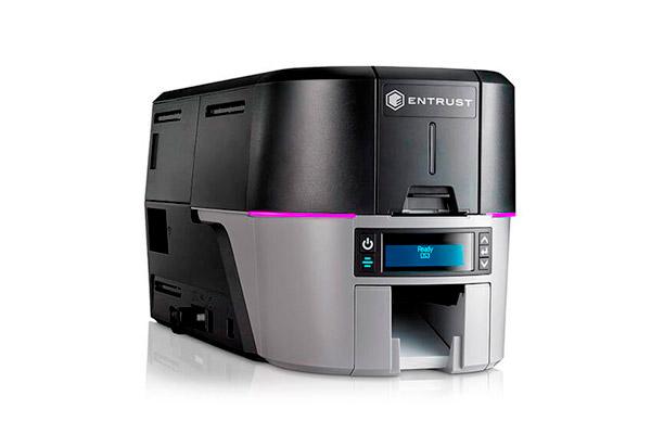 Impresora de tarjetas plásticas Entrust Datacard Sigma DS3