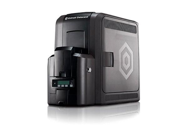 Impresora de tarjetas pvc por retransferencia Entrust Datacard CR805