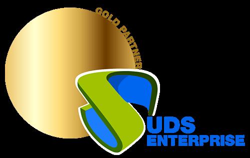 UDS Enterprise Gold Partner Logo